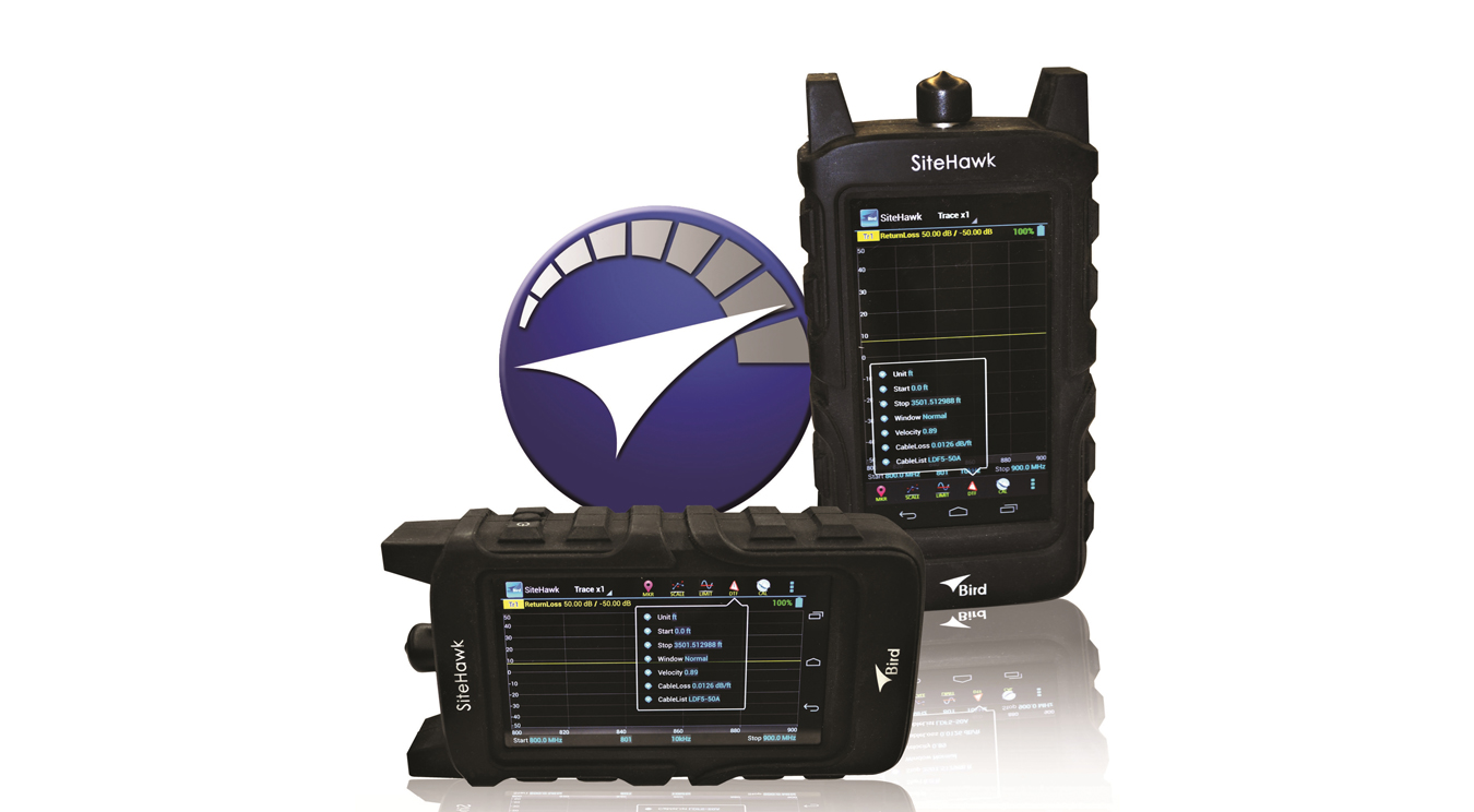 SiteHawk Antenna and Cable Analyzer