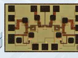 DC to 26 GHz SPDT MMIC Switch