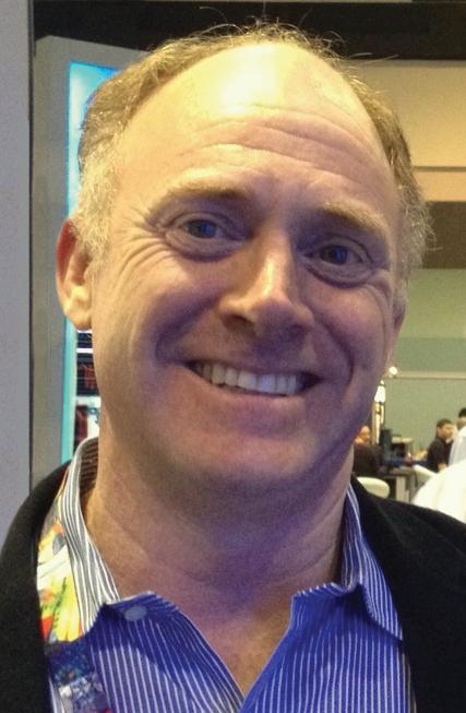 David Vye, Director of Technical Marketing AWR Group, NI