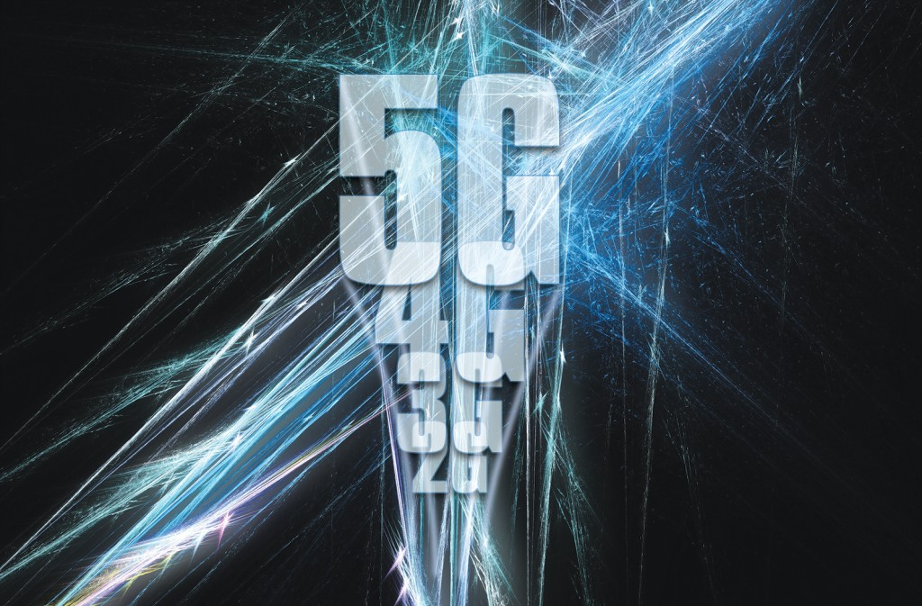 Figure 1: 5G will need 5 times more backhaul capacity than currently used today in 4G