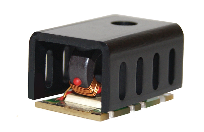 Figure 5: Modified unit with new heat sink