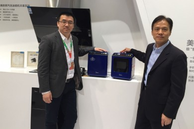 Ampleon and Midea collaboration
