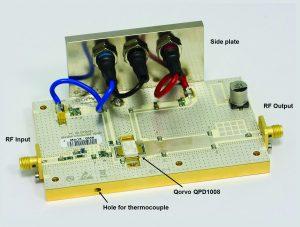 Figure 6: Final amplifier assembly