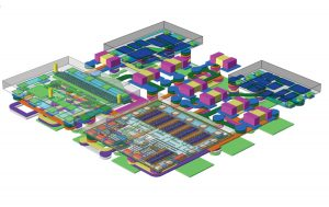 Figure 2: In module design, there are usually multiple technologies, as well as the PCB technology of the module itself