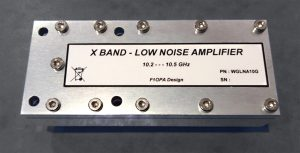 Design of a 10 GHz Low-Noise Amplifier – Microwave Product Digest
