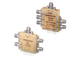 High Performance Drop-In PIN Switches