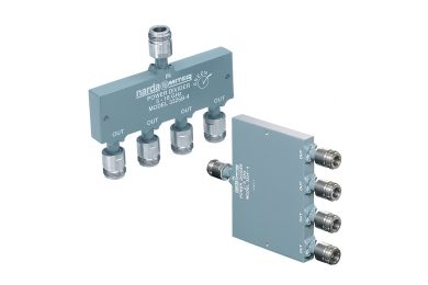 Two- and Four-Way Power Dividers