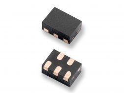 Low Capacitance TVS Diode Array
