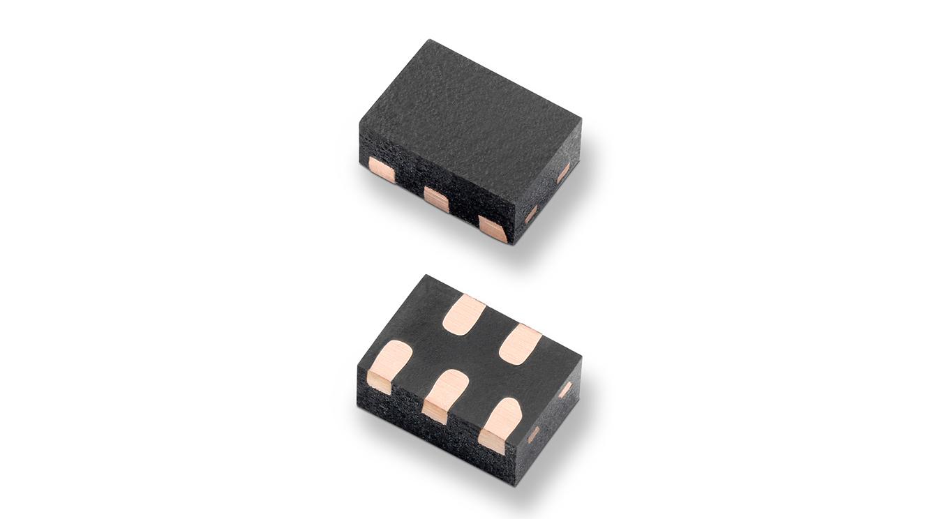 Low Capacitance TVS Diode Array