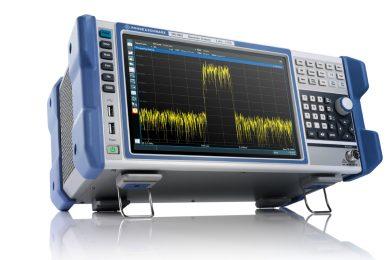 FPL 1000 Spectrum Analyzer