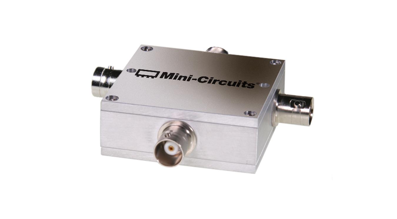 Coaxial 3-Way 0º Splitter/Combiner