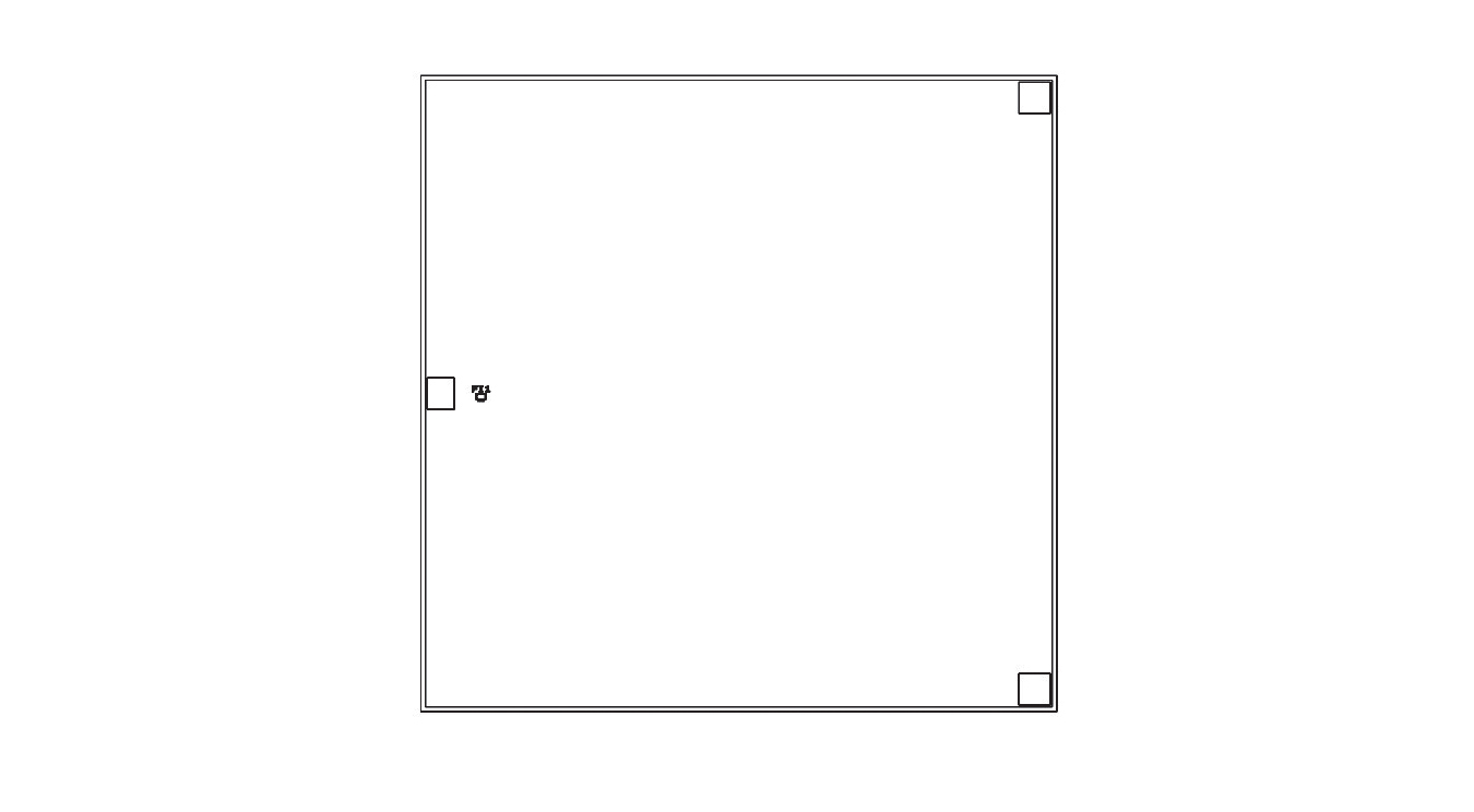 MMIC Power Splitter/Combiner Die