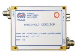 High Sensitivity Threshold Detector