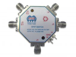 SP4T Absorptive Switch