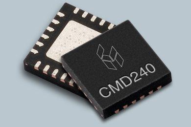 GaAs High IP3 I/Q Mixer MMICs