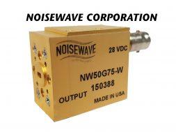 Precision Waveguide Noise Sources