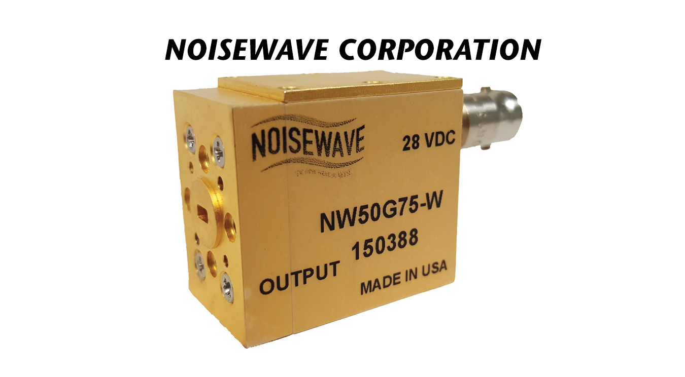 Precision Waveguide Noise Sources