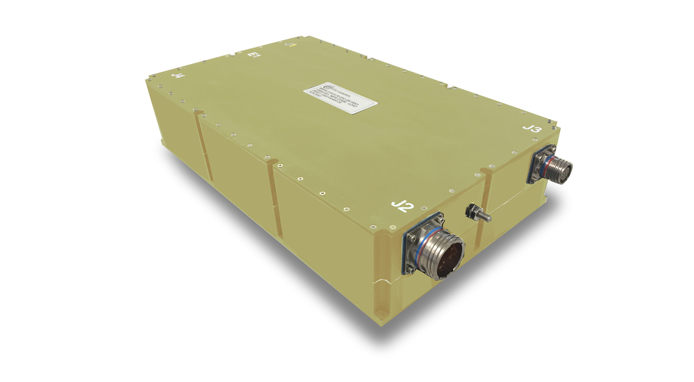 High Power, Broadband, Solid State Power Amplifier