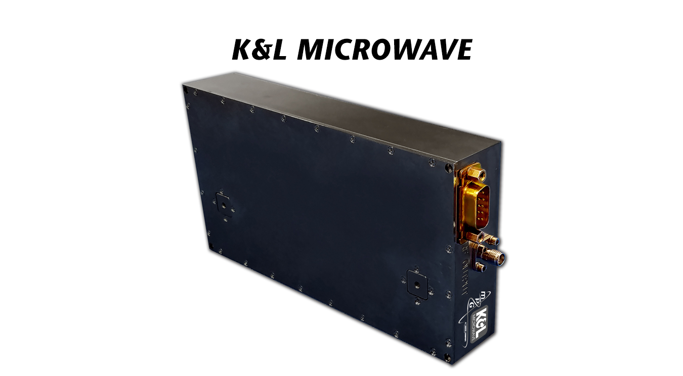 High-Power UHF Switched Filter Bank