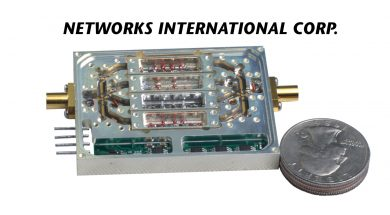 Four Channel Switched Filter Bank