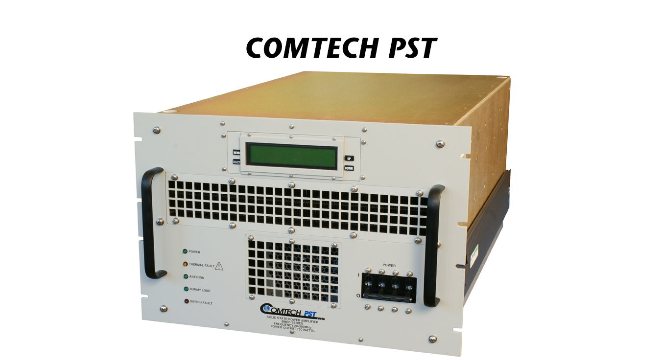 Wideband Solid State Power Amplifier