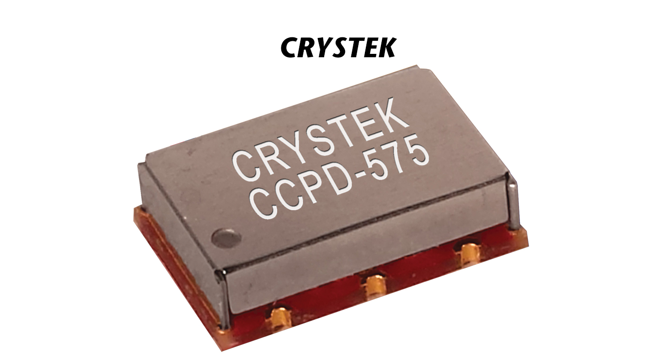 Pierce-Gate Crystal Oscillator