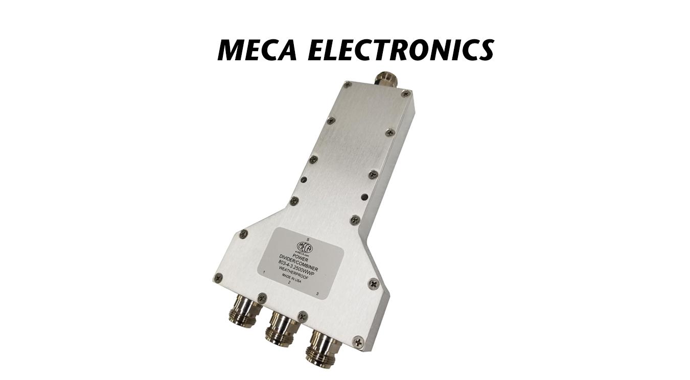 Broadband 3-Way Type N Power Dividers