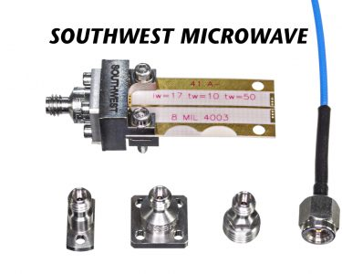 DC to 110 GHz Connectors