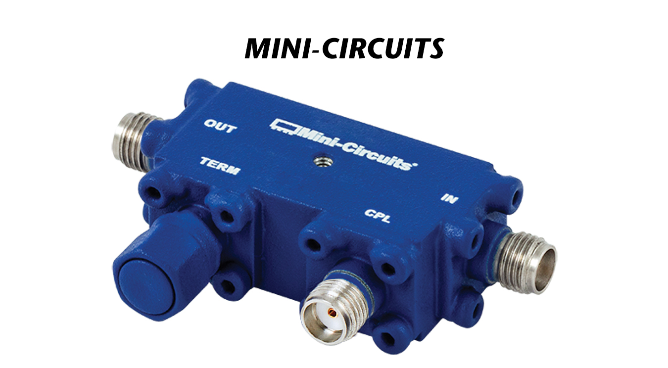 Wideband, DC Pass Directional Coupler