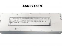 Wideband Low Noise Amplifier