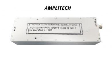 Wideband Low Noise Amplifier