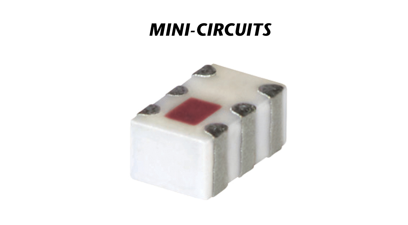 Ultra-Small Ceramic Power Splitter/Combiners