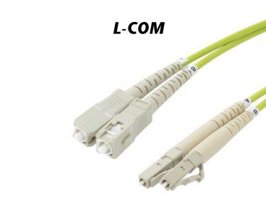 OM5 Fiber Optic Cable Assemblies