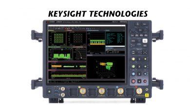 mmWave Wideband Analyzer UXR-Series Oscilloscopes