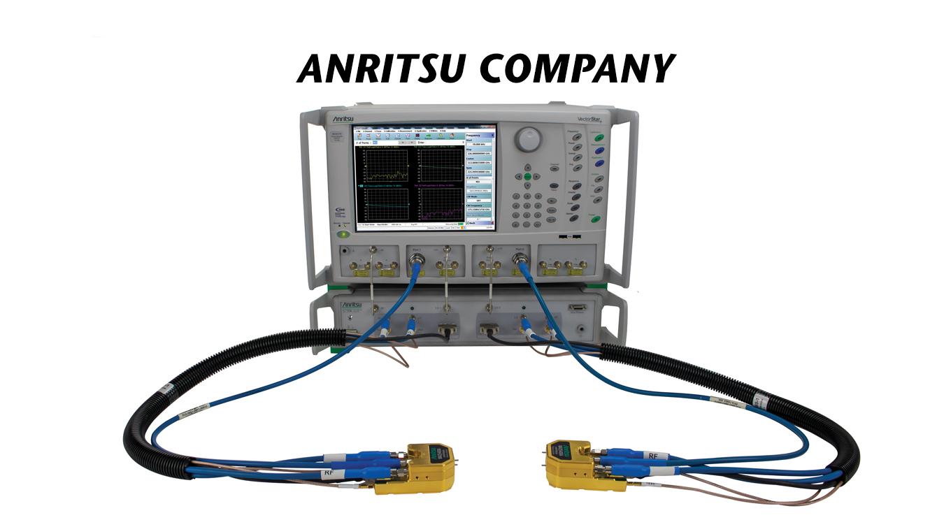 Broadband Vector Network Analyzer