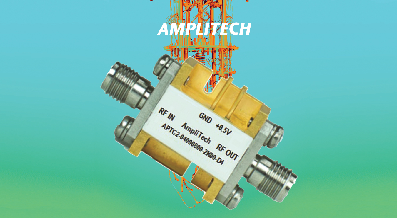 Cryogenic Amplifiers