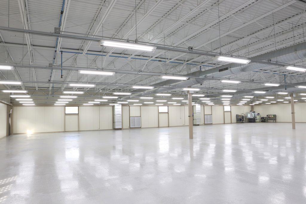 Gowanda facility expansion