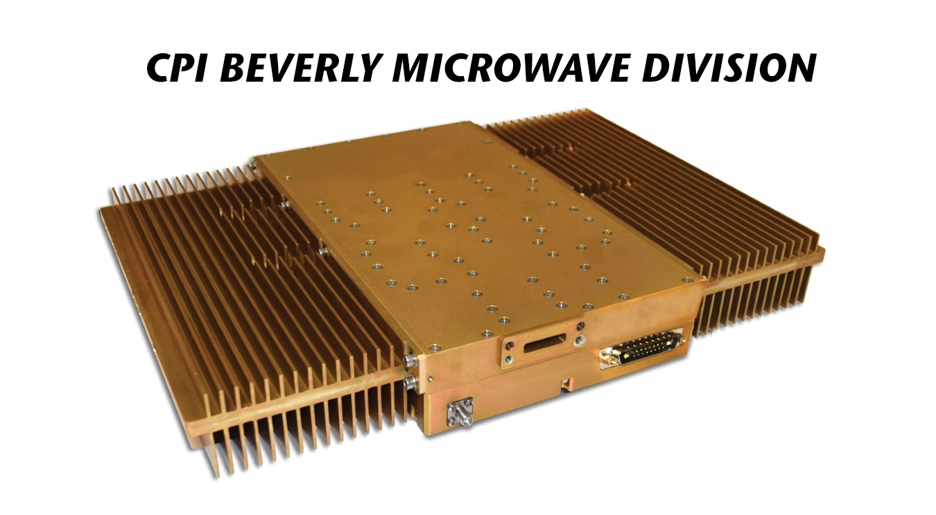 X-Band Solid State Power Amplifier