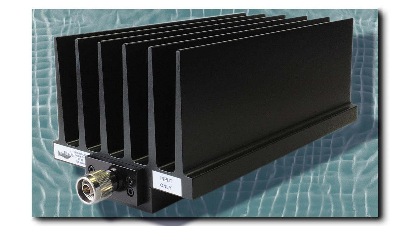 High Power Fixed Attenuator