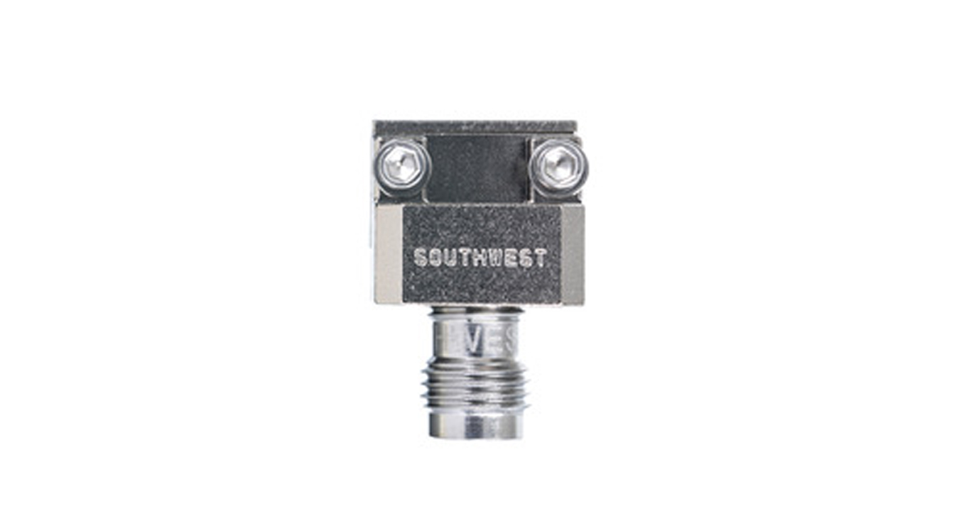 Thread-In End Launch Connectors