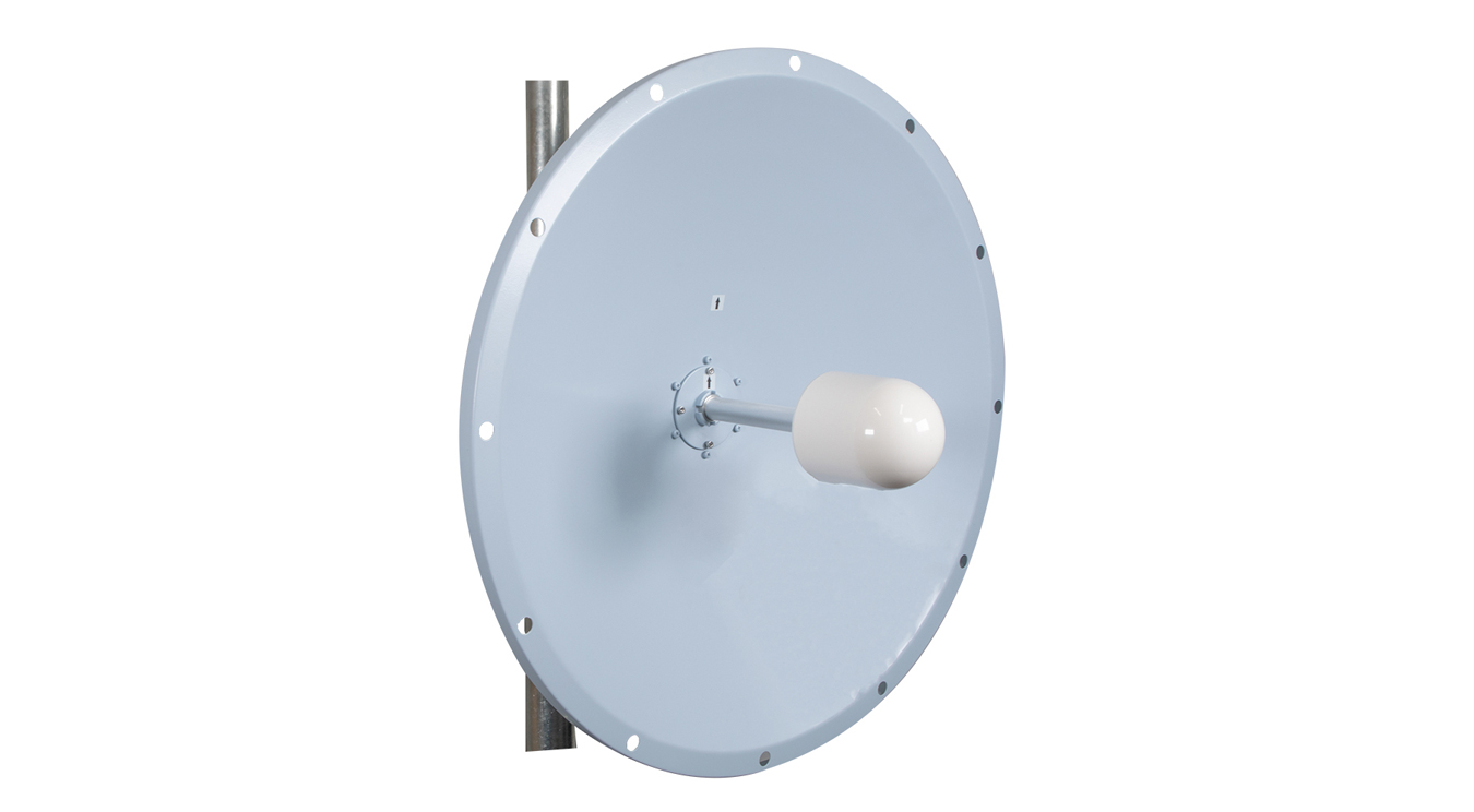 Rugged 3.5 GHz Parabolic Antennas