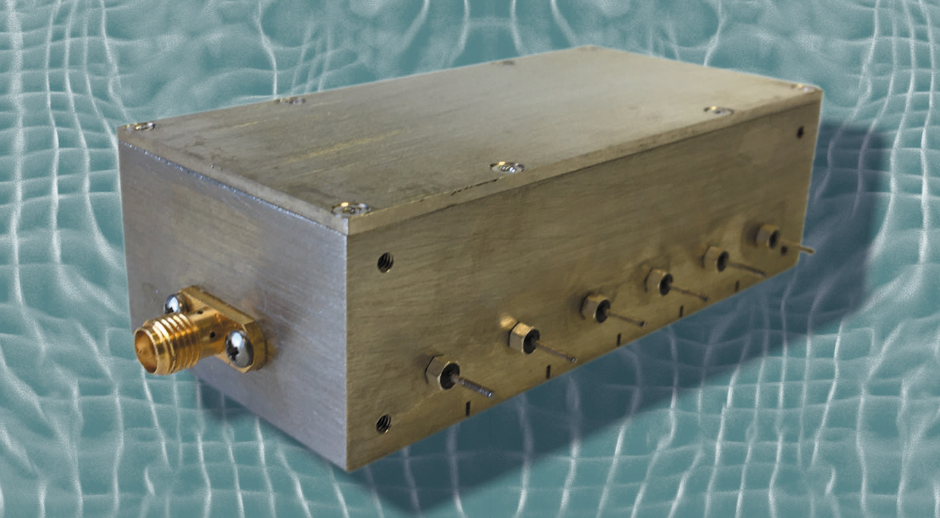 Voltage Controlled Programmable Attenuator