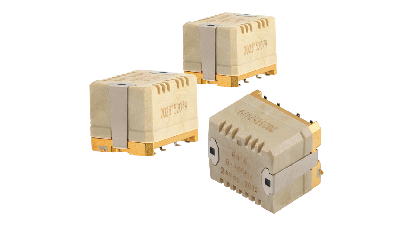 SMT Electromechanical Relay Switches