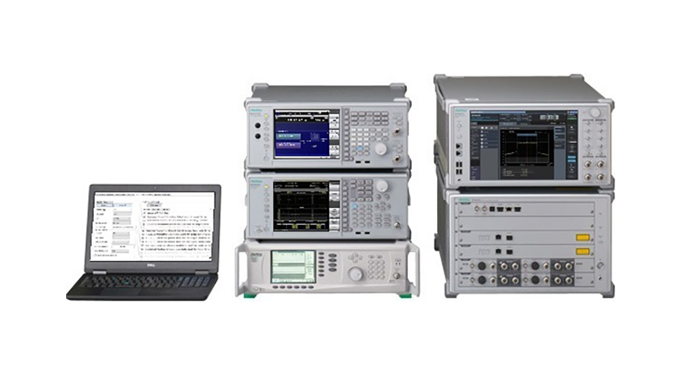 RF Regulatory Test System