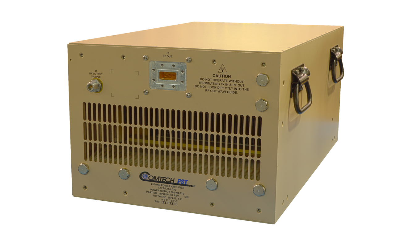 X-Band Linear Solid State Power Amplifier