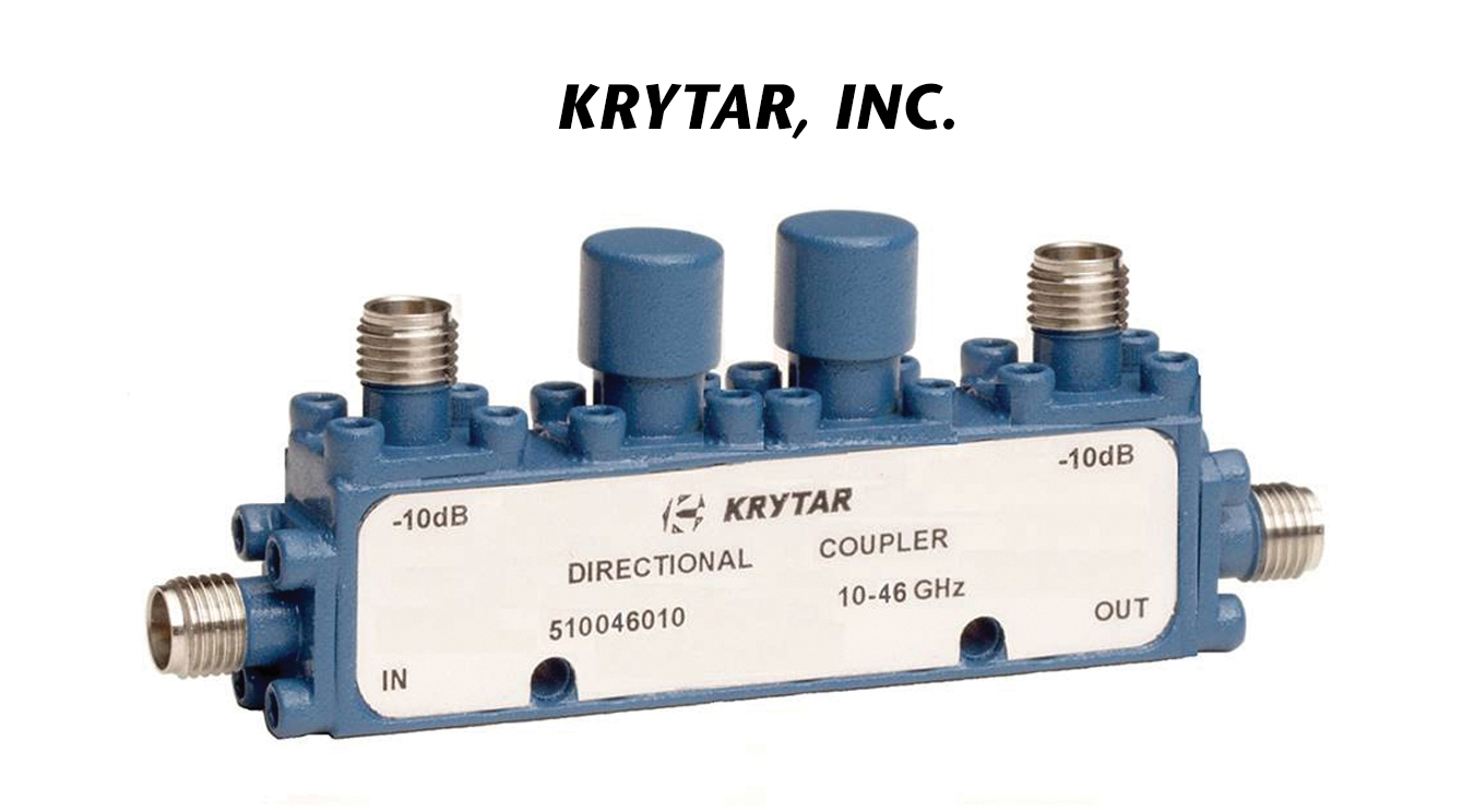Dual-Directional Coupler Covers X- through Q-Bands