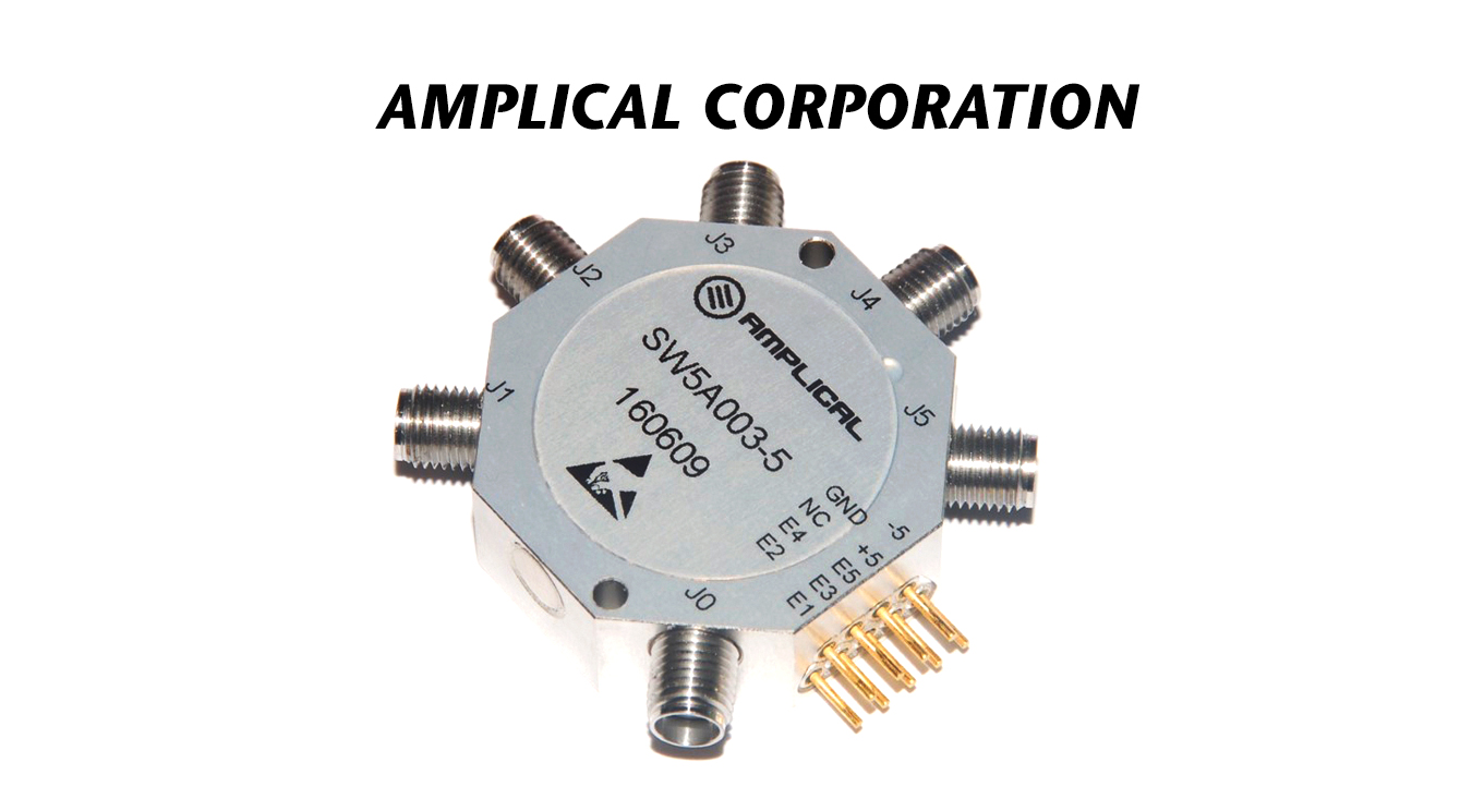 Broadband Coaxial PIN Diode Switches