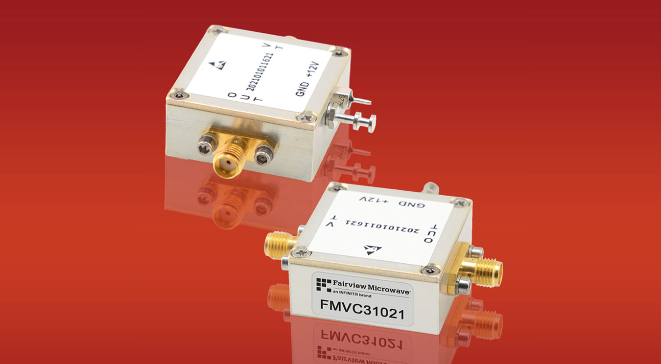Coaxial Packaged Voltage Controlled Oscillators (VCOs)
