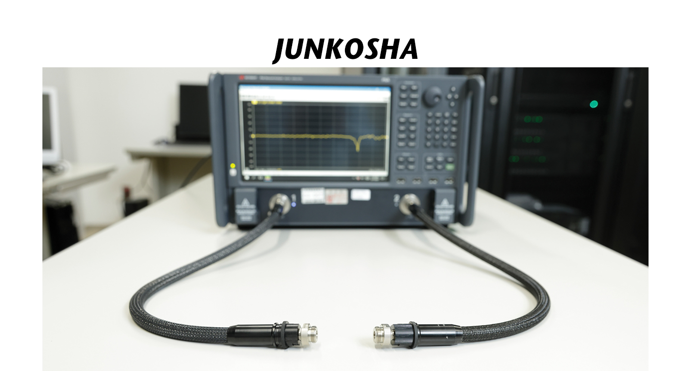 Metrology Grade Microwave/mmWave VNA Test Cable Assembly