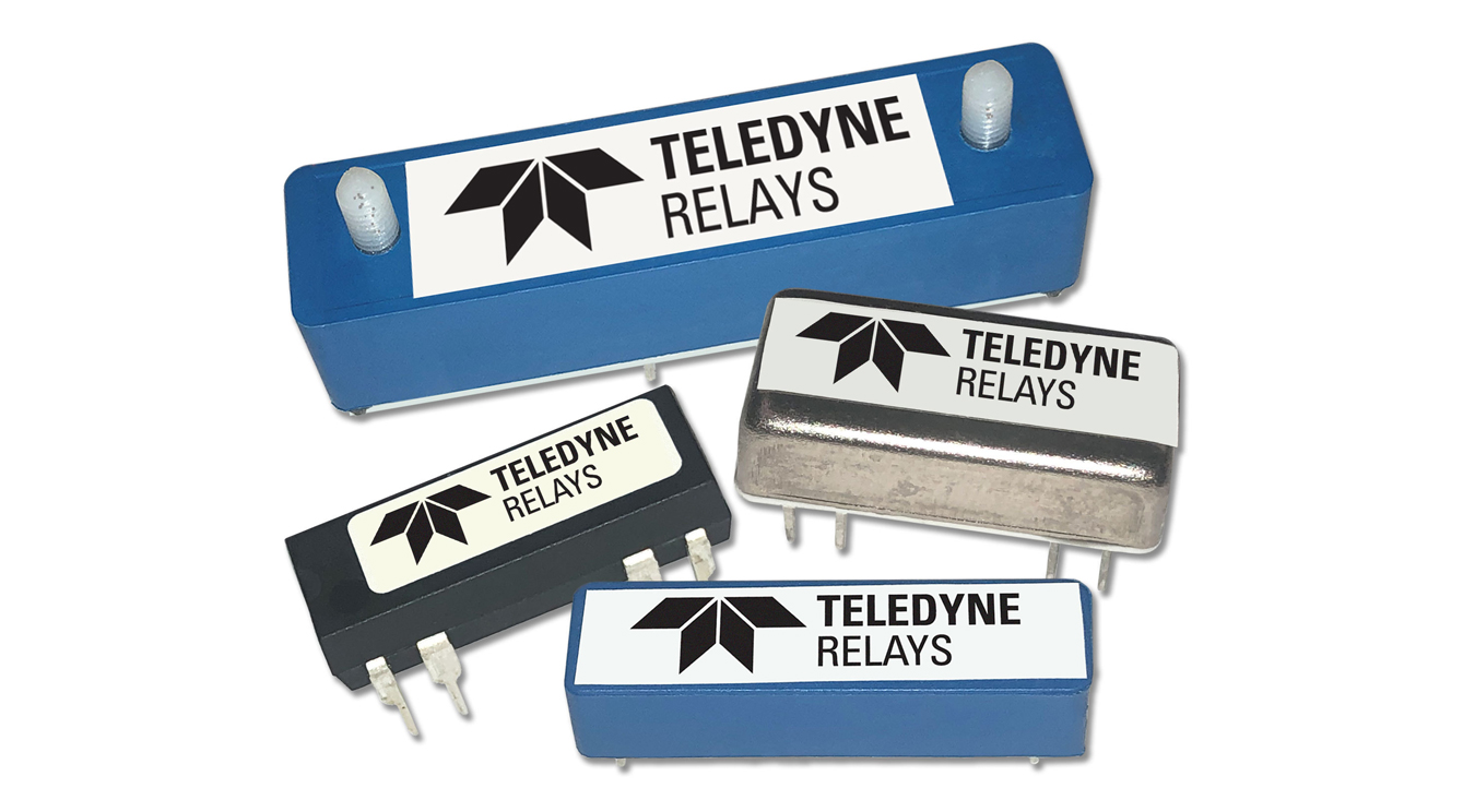 Reed Relay Product Families